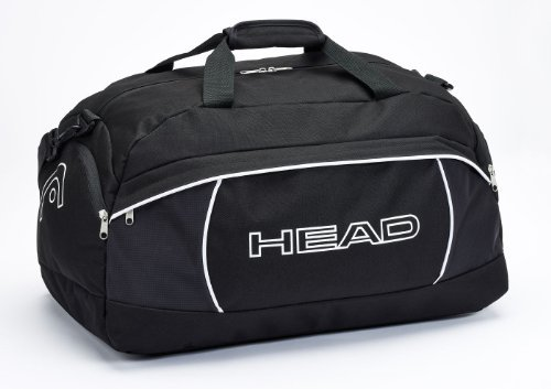 Head Nevada Holdall - Black/White by HEAD