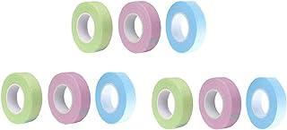 Beaupretty Lash Extension Tape Gevoelige Huid 12 Roll Adhesive Stof Lash Tape Onder Eye Tape Ademend Micropore Lash Tape V...