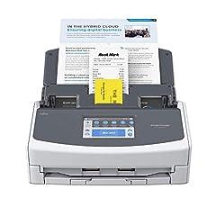 ScanSnap iX1600 Desktop Dokumentenscanner Weiß