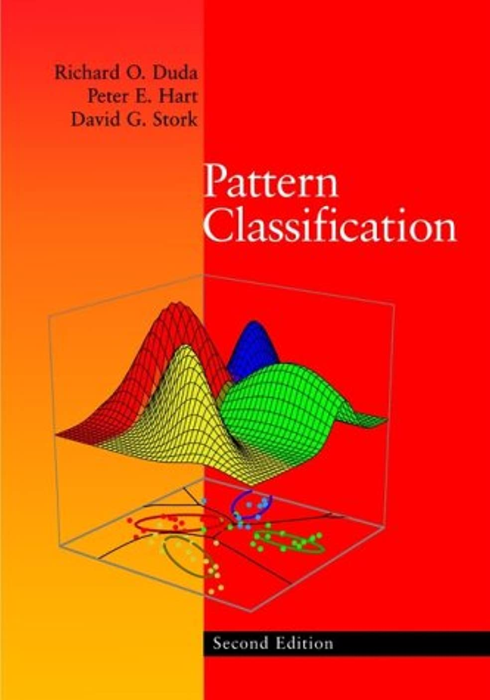起きるありそう排出Pattern Classification (English Edition)