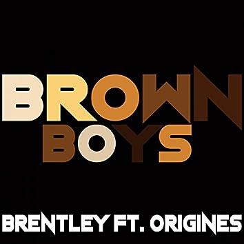 Brown Boys (feat. Origines)