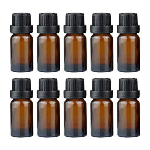 EXCEART 20 Piezas Mini Botella de Muestra de Perfume 10...