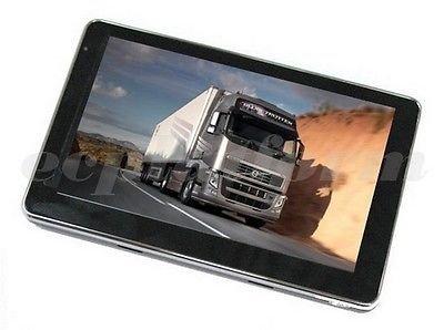 Gps Camiones Profesional Igo Primo 9 Marca Electronics Master