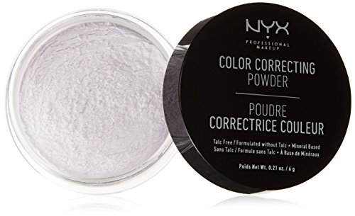 NYX PROFESSIONAL MAKEUP Color Correcting Powder, Lavender, 0.21 Ounce