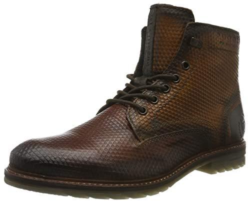 bugatti Herren 321618334141 Klassische Stiefel, Braun, 42 EU