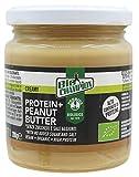 Probios Creamy Protein + Peanuts Butter Bio - Confezione da 6 x 200g...