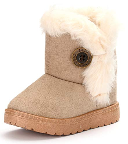 Winter Boots Baby Size 5