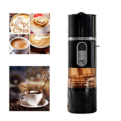 Why Should You Buy 5-in-1 Household Fully Automatic Coffee Machine Portable Coffee maker Beans Grind...