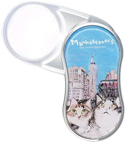 Manhattaner's マンハッタナーズ MAN LEDライト付きルーペ 3・071067