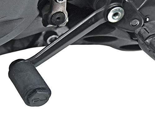 OJ Bolt Motorrad-Schuhschutz, Schalthebel-Schutz aus Gummi