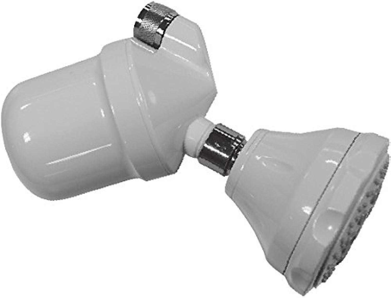 Nikken PiMag MicroJet Shower System Wall Mount Model