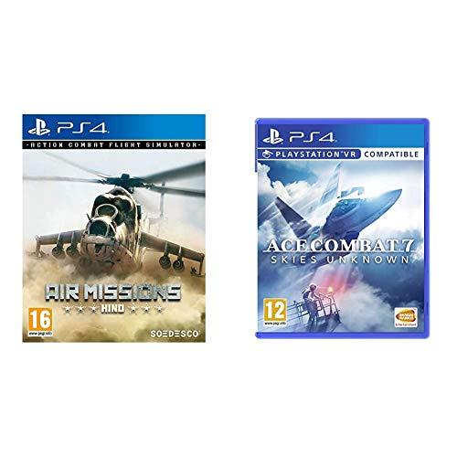Air Mission Hind pour PS4 & Ace Combat 7 pour PS4