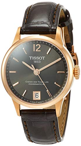 Tissot CHEMIN DES TOURELLES POWERMATIC 80 T099.207.36.447.00 Reloj Automático para mujeres
