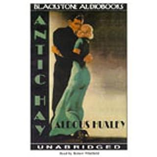 Antic Hay audiobook cover art