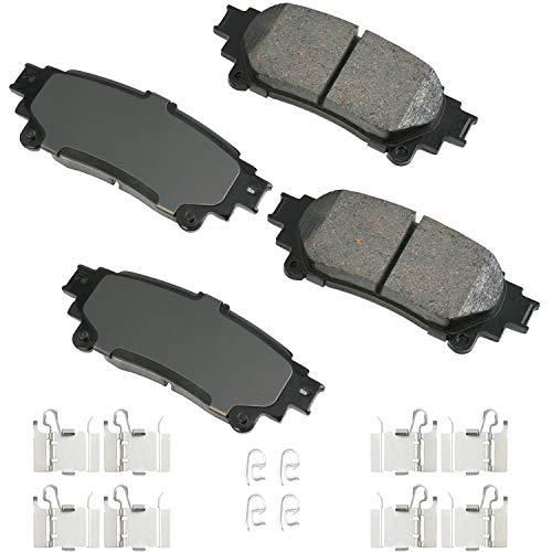 Akebono - ACT1391A Ultra-Premium Ceramic Rear...