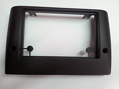 Mascherina montaggio autoradio 2 din solo cornice Consulta la sezione 'DESCRIZIONE' per vedere la compatibilità dei veicoli.