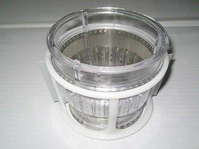 Ariete Filtro colador + soporte orientable  para licuadora Centrika Metal 0177