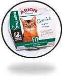 Arion Original Cat Fit Tarrina 70gr (Paquete 10 Tarrinas 70Gr)