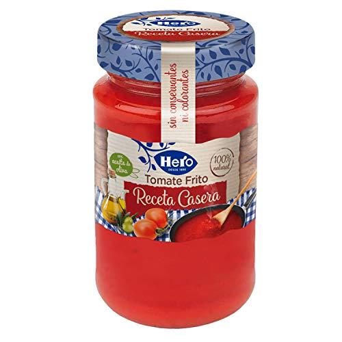 Hero - Tomate Frito - 370 g - [Pack de 8]