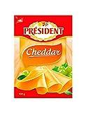 Président Queso Lonchas Cheddar 100g