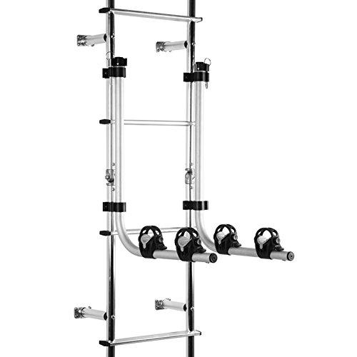 Stromberg Carlson LA-102 1-Inch Bike Rack for Universal Ladder
