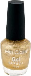 Miss Claire Gel Effect 15 ml G12, Gold, 15 ml