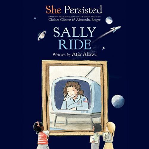 Page de couverture de She Persisted: Sally Ride