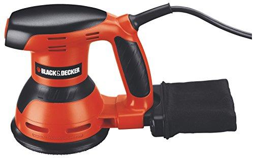Black + Decker KA 198 Exzenterschleifer 260 Watt