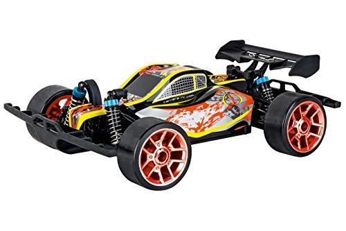 Carrera RC Profi 2,4GHz Drift Racer I ferngesteuertes Auto ab 14 Jahren mit bis zu 50km/h I mit Controller, Akku, Batterien & extra Reifen I Spielzeug für Kinder & Erwachsene I für drinnen & draußen