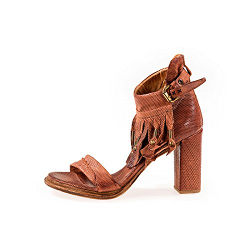 A.S.98 515008-0201-6522 Freche Sandalette - höher geschnitten - mit leichterem und pfiffigem Boden