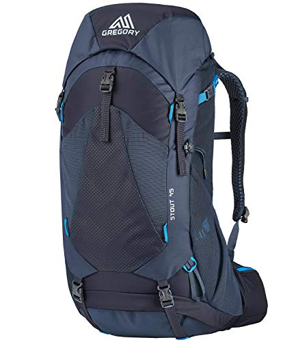 Gregory Mountain Products Stout Men's 45 Backpack , Phantom Blue