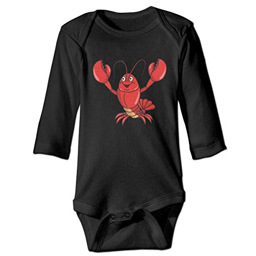 Disfraz de langosta feliz para bebés y niñas