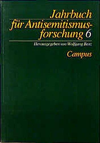 Jahrbuch für Antisemitismusforschung 6