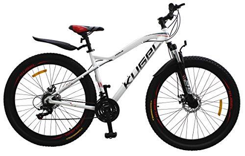 Kugel Bicicleta Horus R-29 21 Vel Blanca/Negra