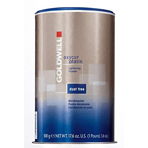 Goldwell Oxycur Platin - dust free, 1er Pack (1 x 500 g)