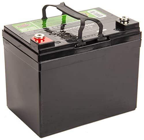 Interstate Batteries 12V 35AH Sealed Lead Acid (SLA) AGM Deep Cycle Battery