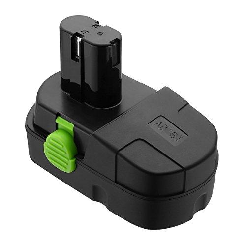 Powerextra 19.2V Replacement Battery Compatible with Kawasaki 840045 3000mah High Capacity