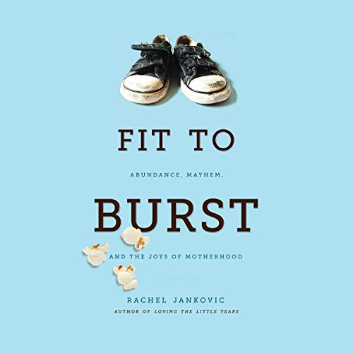 Fit to Burst audiobook cover art
