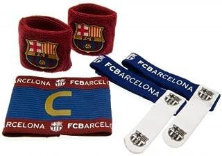 Barcelona Fc Boy Accessory Set, Multicolored, One Size