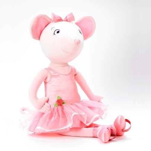 Alexander Doll Dance with Me, 36' Angelina Ballerina Cloth Doll