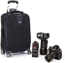 THINK TANK Airport Roller Derby Messenger Bag, 75 cm, Black (Negro)