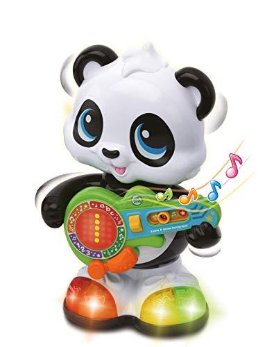 LeapFrog Lern- und Tanz-Panda-Baby-Spielzeug, Musikspielzeug mit Buchstaben, Zahlen und Formen, interaktives Lernspielzeug für Babys 1, 2, 3 + Jahre, Jungen und Mädchen