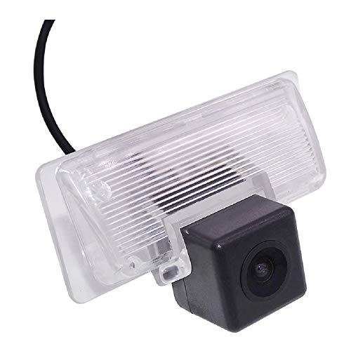Caméra de Vision Arrière Stationnement Véhicule Rétroviseur Caméra pour Nissan Blue Bird Sylphy G11/ Nissan Teana Tiida Pathfinder R51