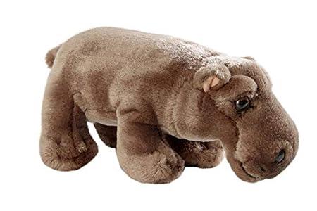 Carl Dick Peluche - Hipopótamo (Felpa, 20cm) 2672
