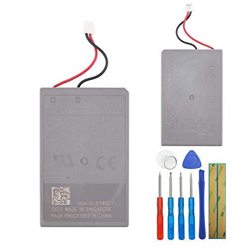 E-yiiviil Batería de repuesto LIP1522 compatible con Sony PS4 Playstation 4 Wireless Controller PS4 Dualshock 4 V2 (enchufe grande)
