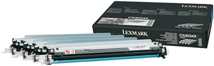 Lexmark Photoconductor Multipack, for Use in Cyan Magenta Yellow or Black, 4 x 20000 Yield (C53074X)