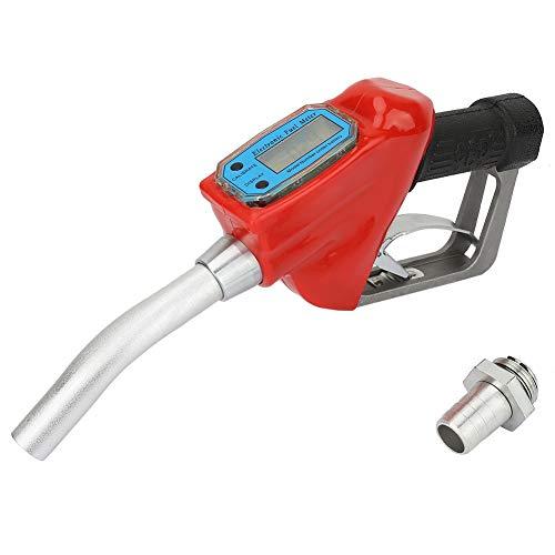 Boquilla de combustible, ³/h electrónico de la bomba de transferencia de combustible 4.5m³/h hecha del flujo de fluido de aluminio
