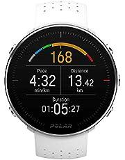 Polar Uniseks Smartwatch z GPS, Biały, M/L