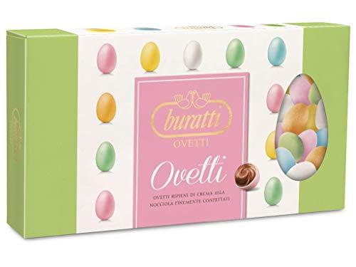 Buratti Confetti Ovetti Colorati - 1 kg