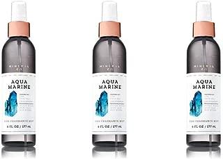 Bath & Body Works Aquamarine Fine Fragrance Mist - Lot of 3